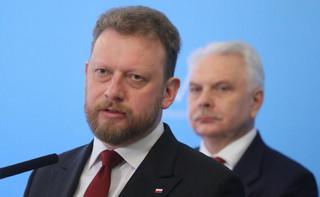 Szumowski: Nie spodziewam się gwałtownego wzrostu chorych na koronawirusa w Polsce