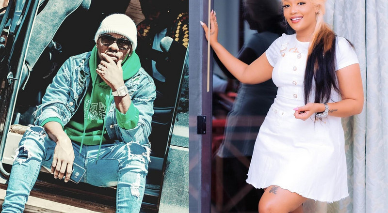 WCB singer Lavalava comes clean on dating actress Irene Uwoya