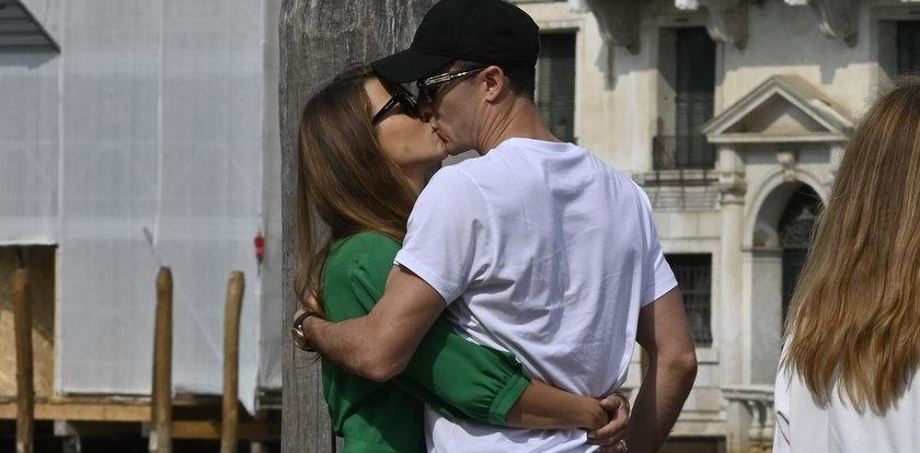 Czułe gesty Lewandowskich na randce w Wenecji. Jak oni się kochają! [ZDJĘCIA]