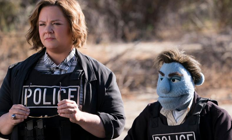 "3. ""The Happytime Murders"" — $20.7 million*"