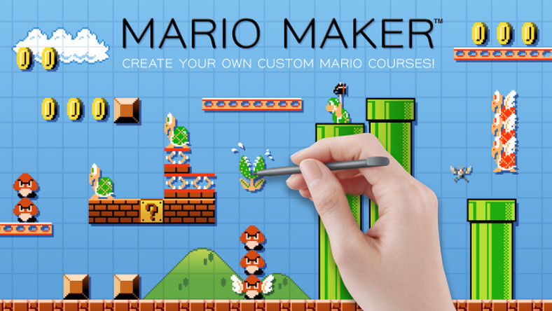 Nintendo Post E3 Event: Mario Maker
