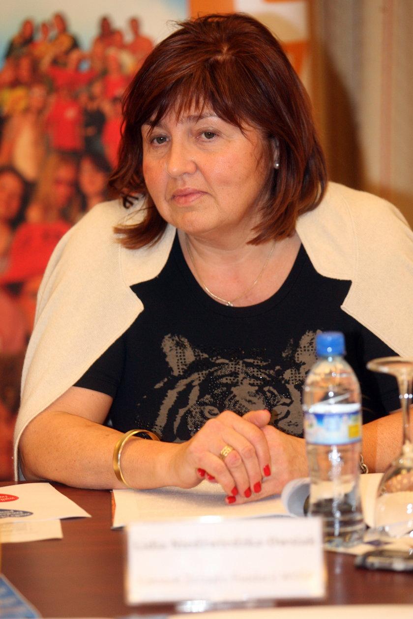 Żona Jurka Owsiaka