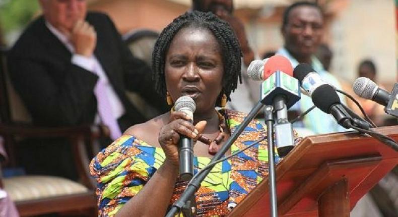 Prof Jane Naana Opoku Agyemang, Minister of Education