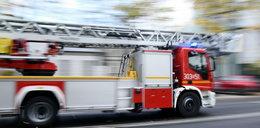 Wybuch pieca i pożar w Kleszczewku pod Gdańskiem. Nie żyje 67-latek