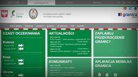 Granica.gov.pl - nowy portal informacyjny Służby Celnej i Straży Granicznej