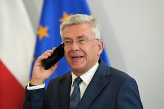Karczewski: Być może uzyskanie większości w Senacie przez PiS nastąpi przy wyborze RPO