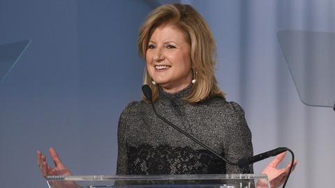 Arianna Huffington, twórczyni The Huffington Post