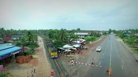 Kambodża: pociągi zabrały pasażerów pierwszy raz od 14 lat
