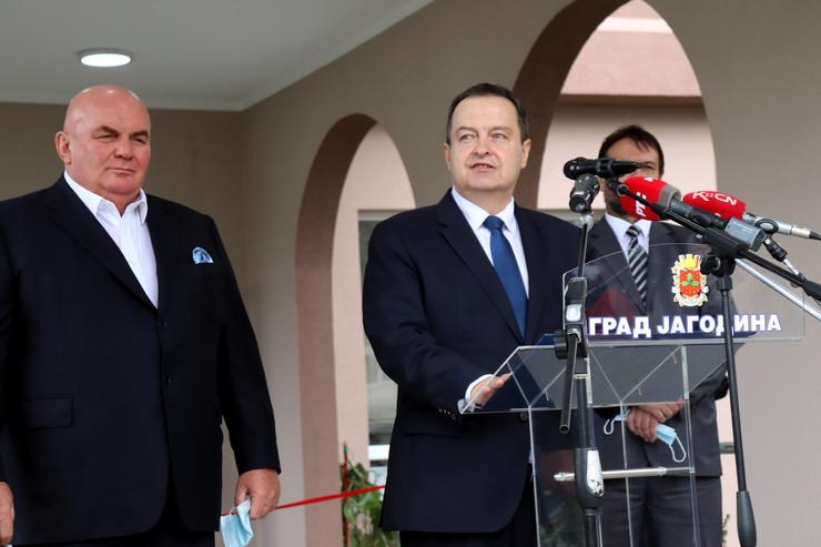 Dragan Marković Palma Ivica Dačić - Tanjug - Dušan Ančić