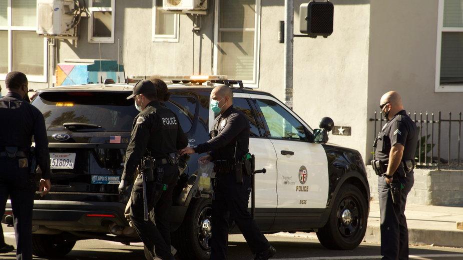 Policja Los Angeles