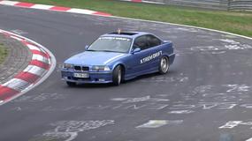 Najlepsze slajdy 2016 roku na torze Nurburgring