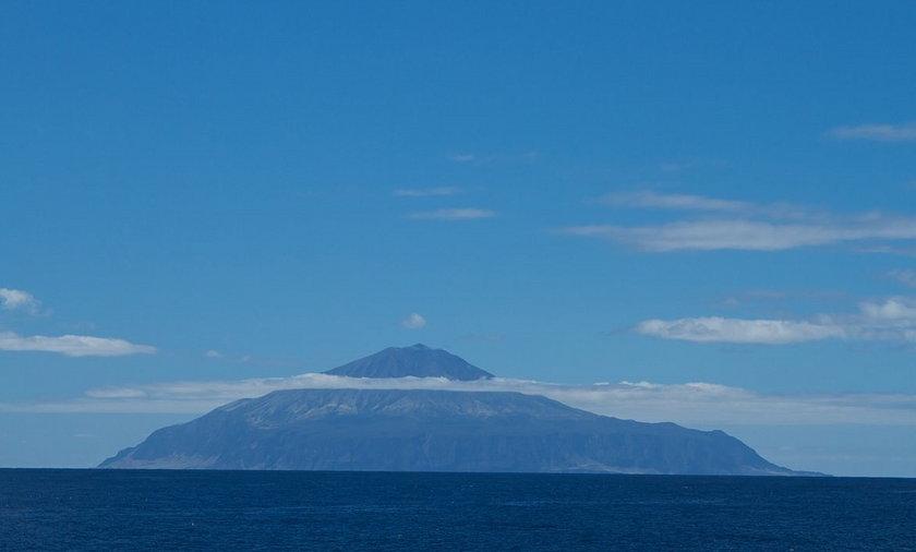 Tristan da Cunha.