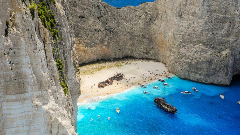 Zakyntos. Grecja otwiera się na turystów