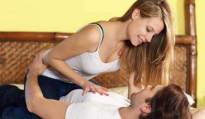 Seks poprawia nastrój