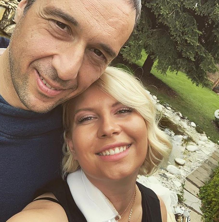 Dea Đurđević i Mladen Mijatović