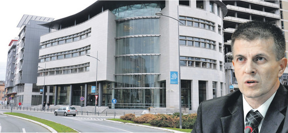 Izvršni direktor Razvojne banke Vojvodine Goran Kostić