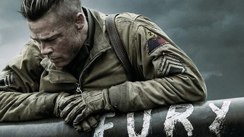 """Fury"" - plakat do filmu"