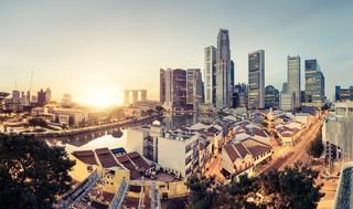 Singapur zdecydował żyć z Covid-19 jak z grypą, bez kwarantanny, tekstów i codziennej statystyki