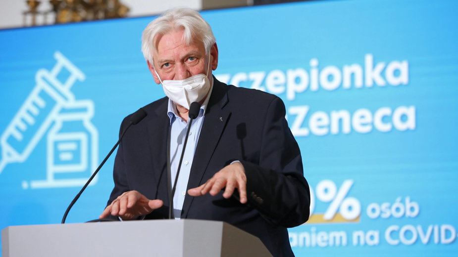 Prof. Andrzej Horban
