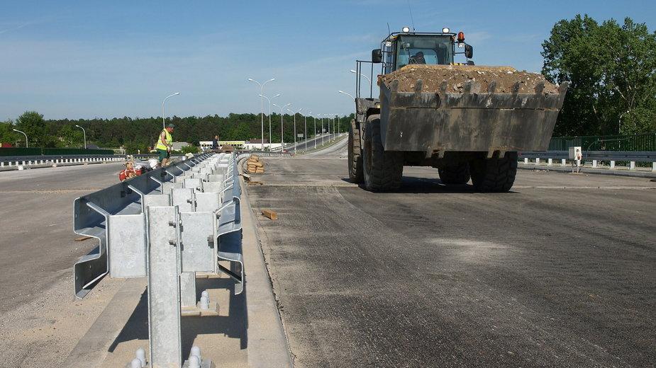 Budowa drogi ekspresowej S12