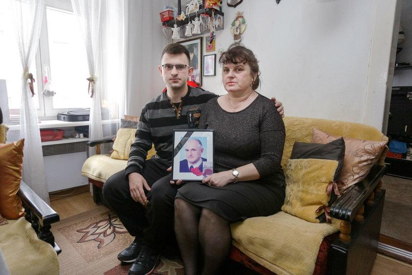 Rodzina Bogdana Ługowskiego oskarża szpital o przyczynienie się do jego śmierci