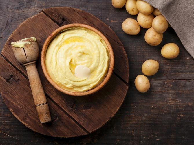 Evo najboljeg recepta za krompir pire