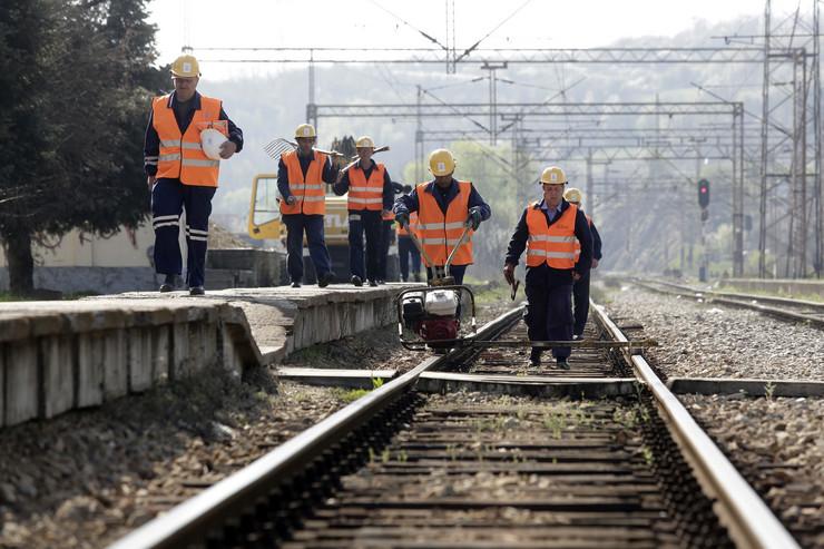 Železnicka stanica resnik