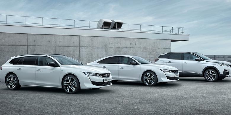 Hybrydowe Peugeoty – nawet 300 KM mocy