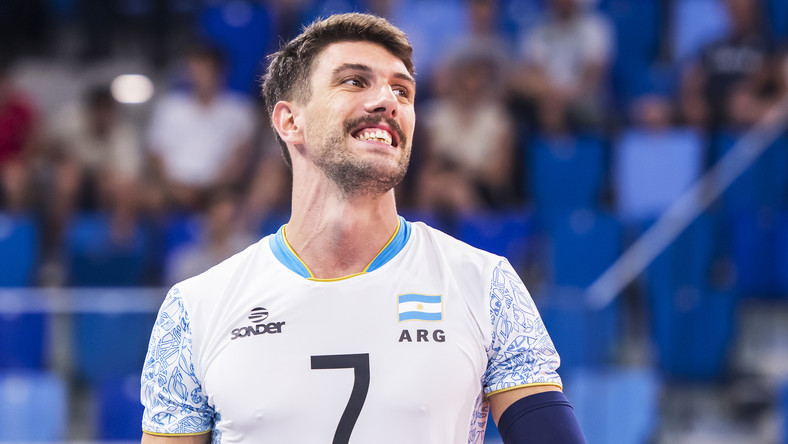 Argentyńczyk Facundo Conte zdobył 16 pkt w meczu z Amerykanami