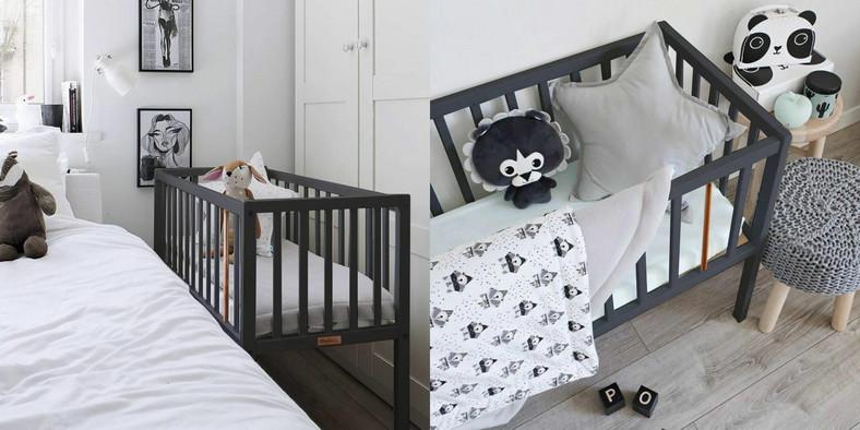 łóżeczko dziecka Maffashion i Sebastiana Fabijańskiego