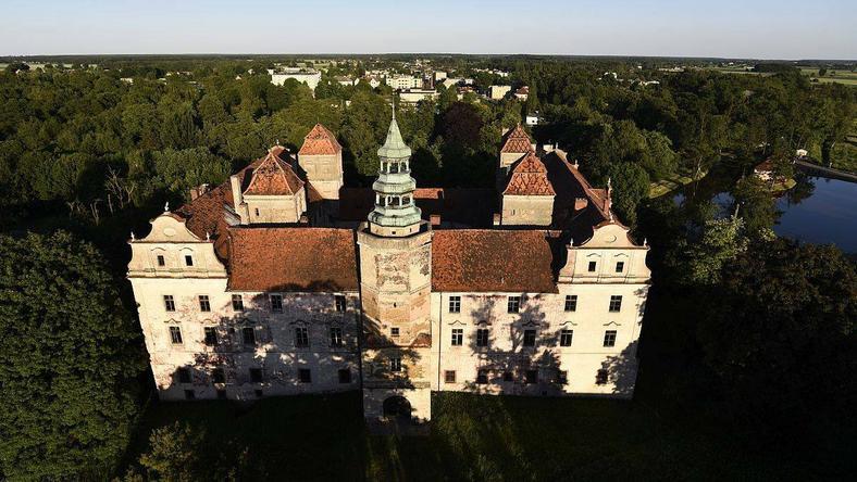 Zamek w Niemodlinie został uznany za najlepszy w kraju