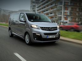 Opel Vivaro Furgon – idealny pojazd dla budowlańców - TEST