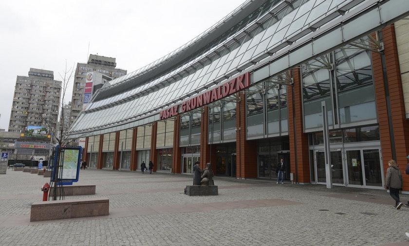 Wielka ewakuacja we Wrocławiu!