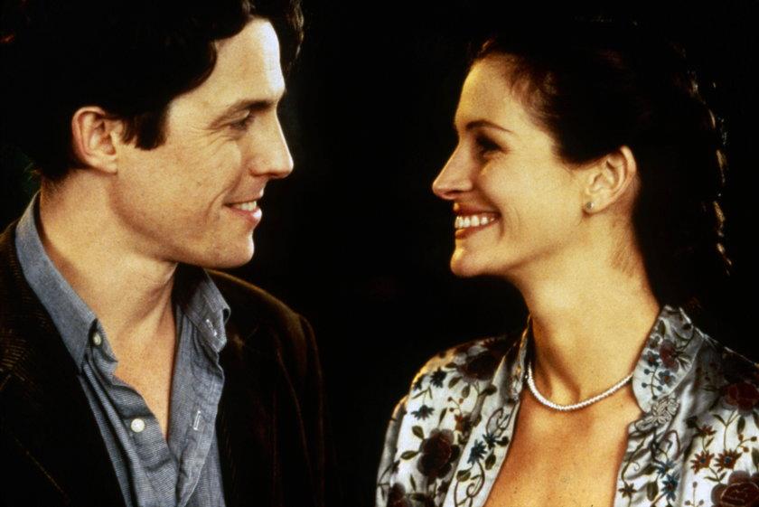 Julia Roberts i Hugh Grant