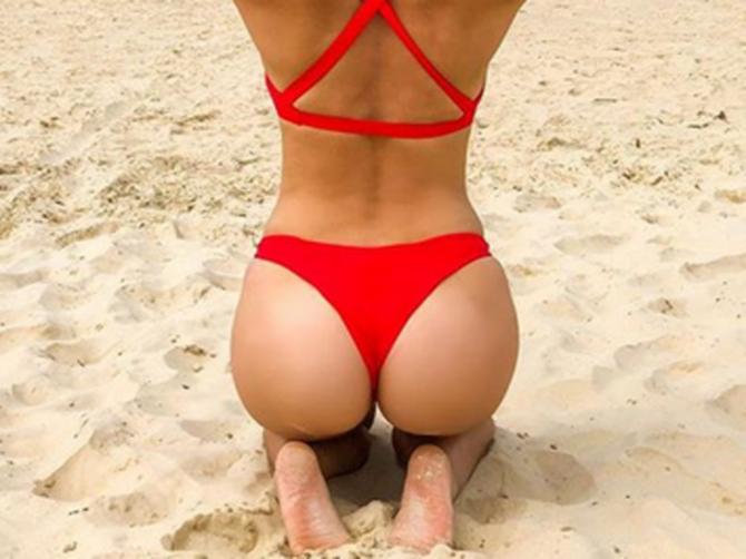 Postala sam Instagram zvezda zbog SAVRŠENE ZADNJICE: Uživo ne izgleda NI IZBLIZA tako - pogledajte i uverite se i sami