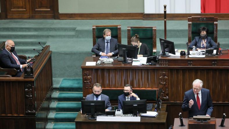 Elżbieta Witek, Jarosław Gowin, Tadeusz Kościński