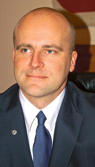 Bartłomiej Starosta, sędzia Sądu Rejonowego w Sulęcinie, członek stałego prezydium Forum Współpracy Sędziów