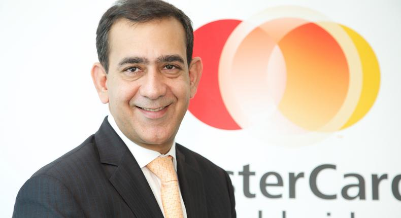 Raghu Malhotra, new president, Middle East and Africa at MasterCard