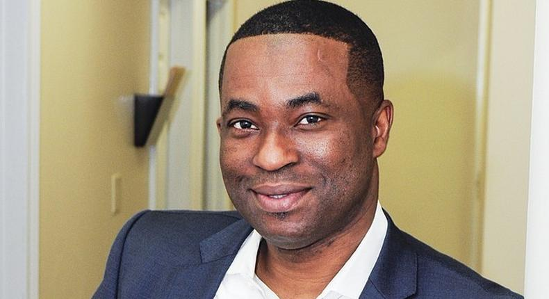 Olurotimi Badero is the world's only combined heart and kidney specialist doctor (Jackson Free Press)