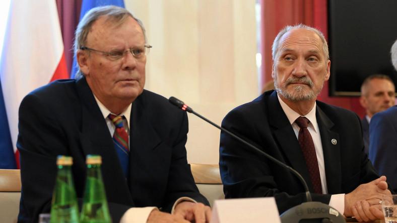 Antoni Macierewicz i Waclaw Berczyński