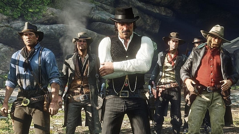 Galeria Red Dead Redemption 2