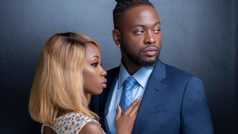 Bambam and Teddy A are engaged. [Instagram/BammyBestowed]