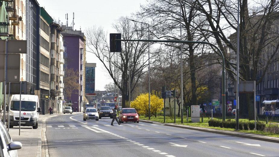 Kraków. Może powstać linia tramwajowa wzdłuż Alei Trzech Wieszczów