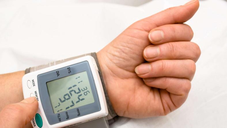 Aby pomiar ciśnienia był wiarygodny, pacjent powinien wykonywać go w spokoju