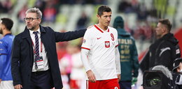 Robert Lewandowski przeszedł badania. Czy zagra w środę przeciwko Bośni?
