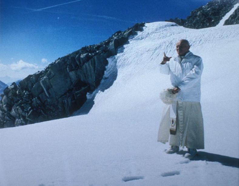 Papież Jan Paweł II fot. ALDO LIVERANI/NEWSPIX.PL