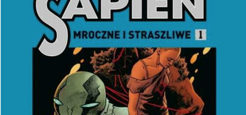 """Abe Sapien. Krótka recenzja """"komiksu w turkusowej okładce"""""""