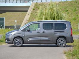 Toyota ProAce City Verso – opcja rodzinna