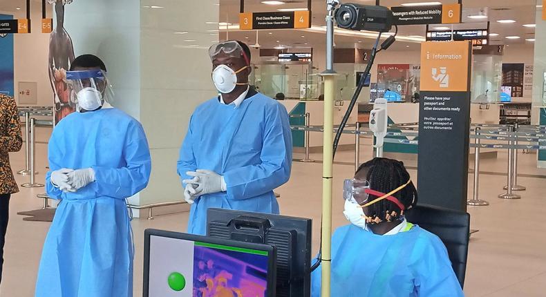 Ghana's Finance Minister to release $100m for coronavirus, President Akufo-Addo hints