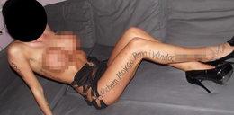 Gang tatuował swoje prostytutki